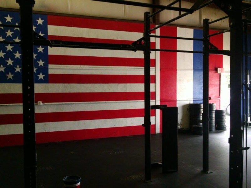 CrossFit First Day Back